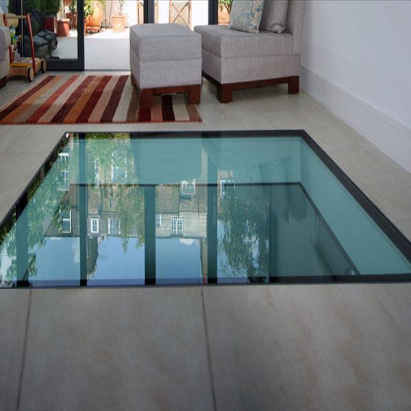 Relatively Glass floors - Securit SA EC24